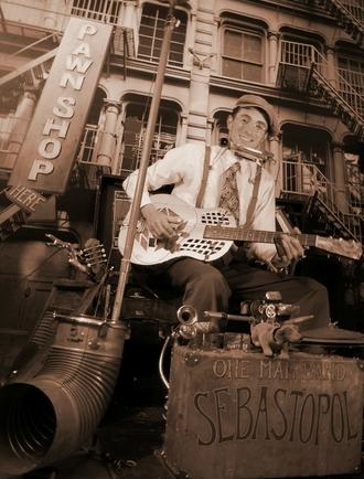 homme-orchestre