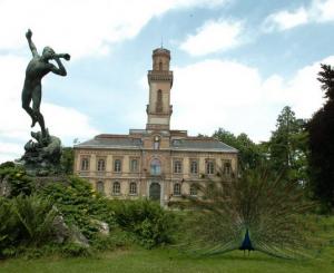 maison botanique
