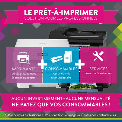 Prêt à imprimer - Cartridge World Tarbes